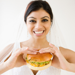 wedding burger